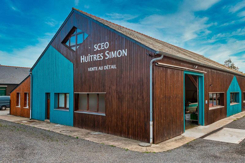 L'atelier SCEO Huîtres SIMON
